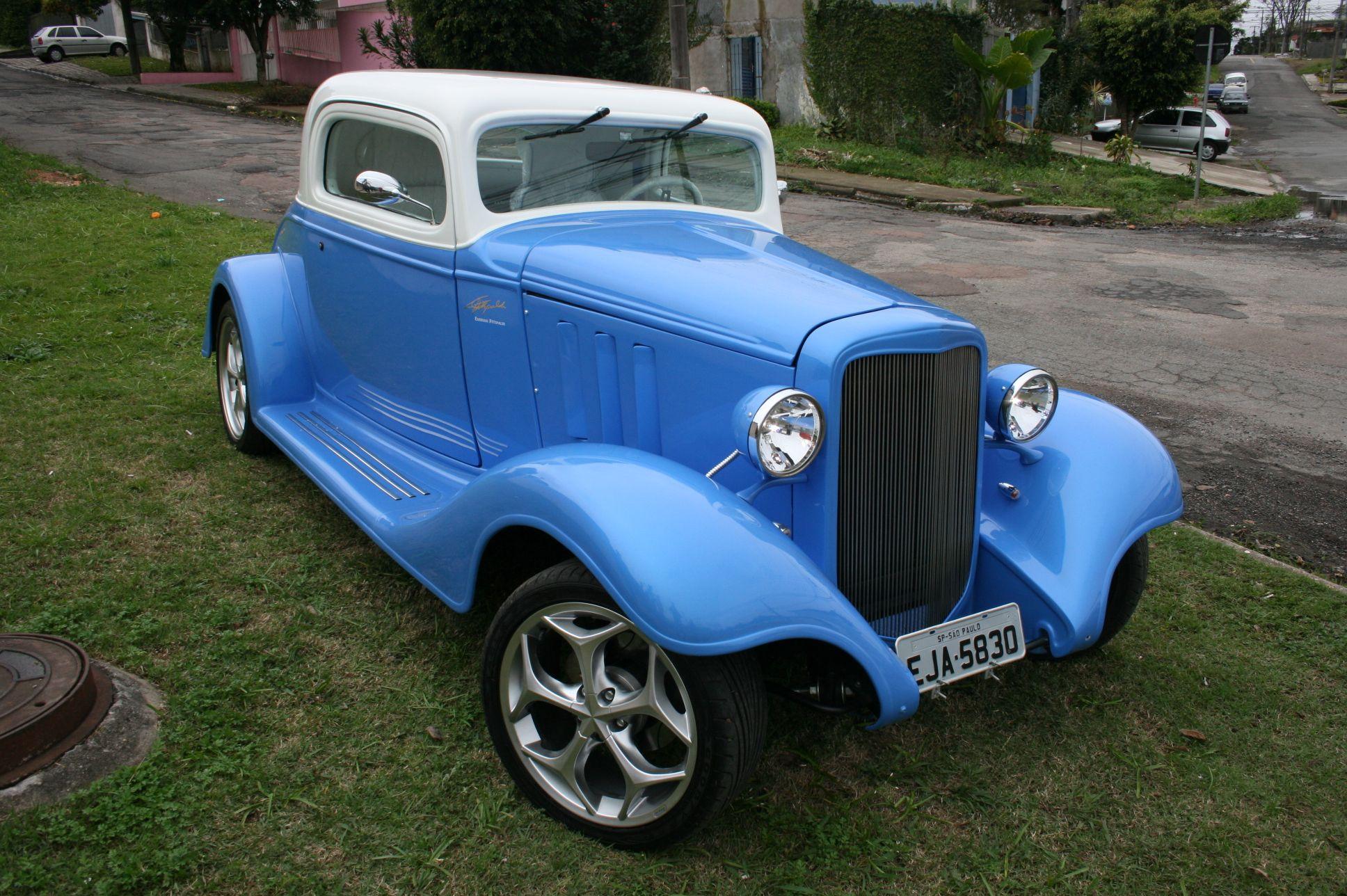 Calhambeque Foto Carros Antigos A Venda