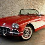 Chevrolet Corvette Antigo – Fotos, Preço