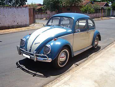fusca original carros antigos a venda